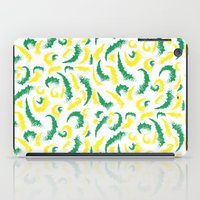 Full Colours green and yellow Summer 2013  iPad Case