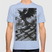 il Corvo Scappato Mens Fitted Tee Athletic Blue SMALL