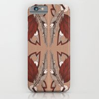 Four Feathers iPhone 6 Slim Case