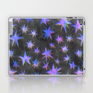 Starry Night {grey} Laptop & iPad Skin