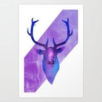 RUDOLF? Art Print