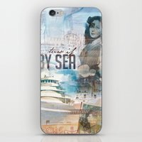 By Sea iPhone & iPod Skin