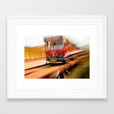 BLAST O' CoLOUR Framed Art Print