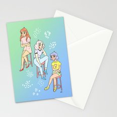 Yearbook Glam Stationery Cards