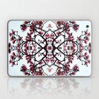 Magnolia Silhouette Laptop & iPad Skin
