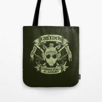 Greedo's Shooting Academ… Tote Bag