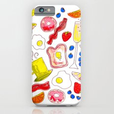 Brunch with me Slim Case iPhone 6s
