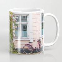 Bicycle. Mug