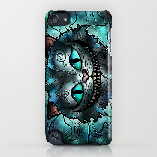 Were all mad here iPhone & iPod Case