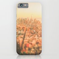 New York City Sunset iPhone 6 Slim Case