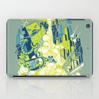 Smash! Zap!! Zooom!! - A… iPad Case