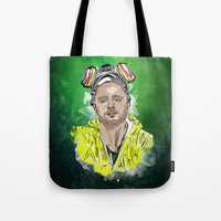 Breaking Bad - Pinkman  Tote Bag