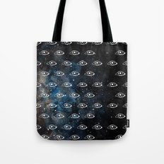 eyes on you Tote Bag