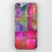 Wanderlust V  iPhone & iPod Skin