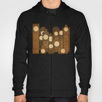 Points In Time Hoody