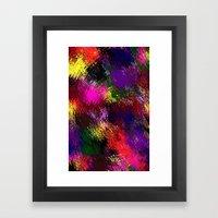 Whirl wind Framed Art Print