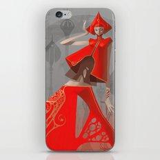 Pepper Fashion iPhone & iPod Skin