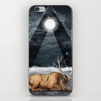 The Unsleeping Dream iPhone & iPod Skin