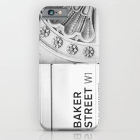 iPhone & iPod Case featuring Baker Street by monography