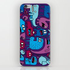 More Monsters iPhone & iPod Skin