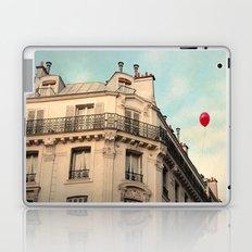 Balloon Rouge Laptop & iPad Skin