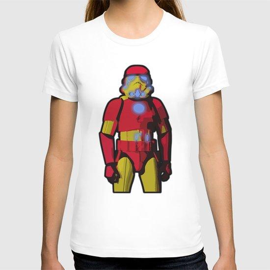 iron trooper T-shirt
