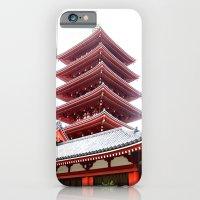 Japanese Pagoda iPhone 6 Slim Case