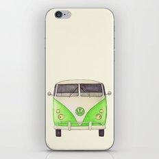 VW Type 2 iPhone & iPod Skin