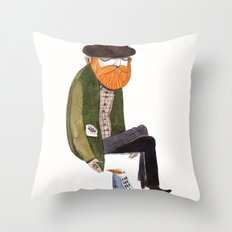 eli Throw Pillow