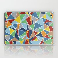 Abstraction Outline Laptop & iPad Skin