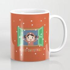 Day 20/25 Advent - Christmas Morning Mug