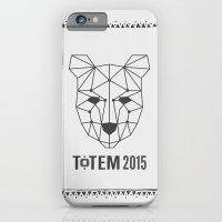 Totem Festival 2015 - Black & White iPhone 6 Slim Case