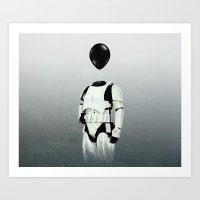The Stormtrooper - #2 In… Art Print
