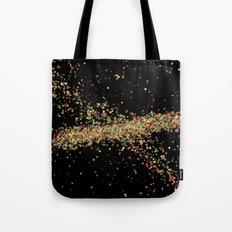 Shapes Nebula Tote Bag