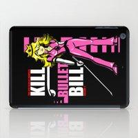 Kill Bullet Bill (Black/Magenta Variant) iPad Case