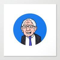 Bernie Canvas Print