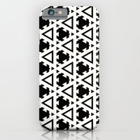 iPhone & iPod Case featuring Jeremiassen Black & White by Stoflab