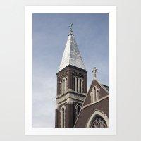 Church 54 Art Print