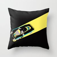 956  Throw Pillow