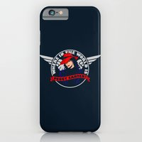 Where in the World is Peggy Carter? iPhone 6 Slim Case