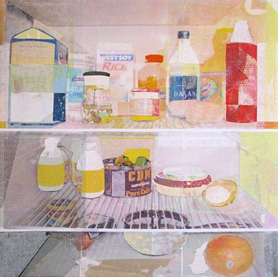Starving Artist (A.D) Canvas Print