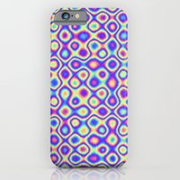 Pattern 60's like iPhone 6 Slim Case