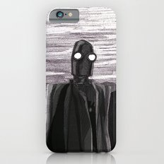 Robot Observer iPhone 6 Slim Case