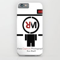 logo iPhone & iPod Cases featuring Logo by Reimer Marfil