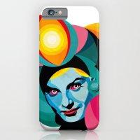 iPhone & iPod Case featuring Goddess by Alvaro Tapia Hidalgo