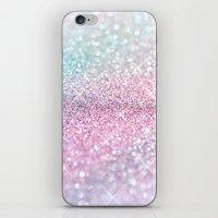 Pastel Winter iPhone & iPod Skin