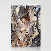 puzzle bark Stationery Cards