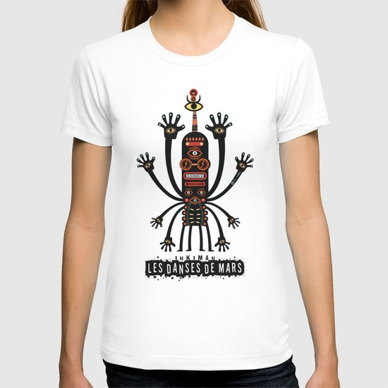 INKIMAN - Les danses de Mars T-shirt