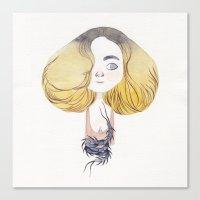 katy Canvas Print