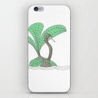 vert pale pc 920 iPhone & iPod Skin